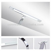 New Fashion design Aluminum chrome lamp