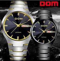 military watch men   Dom     dive    atmos  casual quartz   luxury     mens watches men wristwatches relogio masculino reloj