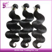 "6A Grade Unprocessed Body Wave Virgin Hair Extension 4pcs/lot Mixed Length 8""-30"" 100% Raw Peruvian Human Hair Free Shipping"