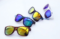 2014 News Fashion brand designer  oculos de sol  for men women fashion sunglasses  avaitor eyewear
