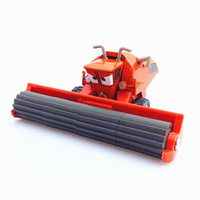 Baby Classic Pixar Cars 2 Uncle cattle Harvester Frank Movie Toy cars model toys for children for kids