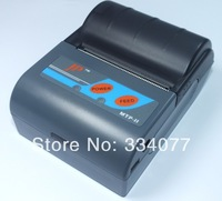 Free shipping Portable Bluetooth 58MM Thermal Receipt Printer Support Android (MPT-II)