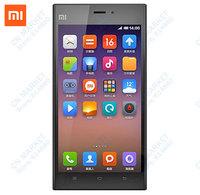 EMS Free Shipping Original Xiaomi M3 Mi3 GSM/WCDMA 3G Qualcomm Quad Core Android Phone 2G Ram 16/64G Rom 13MP Camera