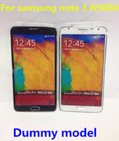 Free shipping Non-Working Display Dummy  Model for Samsung Galaxy Note 3 N9000