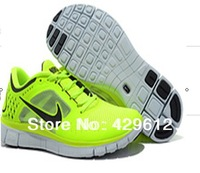 2013 free run 5.0+3 barefoot sport running shoes and sneakers for women and men brands tennis shoes size 36-44 free shipping