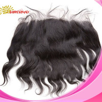 Sunnymay New Style Body Wave 6A 100% Brazilian Virgin Hair 4*13 Lace Frontal