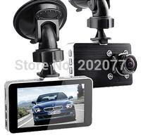 New Arrive Novatek G2W car dvr camera  Full HD 1080P The Registrar 3.0'' Screen Camera Video Recorder Car H.264 with G-sensor