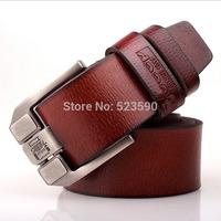 2014 New!Military Belt/Leather Belt Men Brand/Leather Belts Men Genuine/Men Fashion Belts/Free Shipping