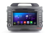 New! Kia Sportage Android 4.0 Car DVD GPS with Cortex A10 1GB MHz/1GB RAM/Raido/BT/Ipod/Optional (Canbus, DVB-T, 3G) Free Wifi