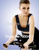 New Fashion Women Sports Wireless Bra Lady Seamless Bra Vest  Zero Bound Fiber Wicking Moisture Absorption Sports Bra