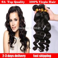 brazilian virgin hair loose wave 3pcs lot  top quality queen hair products free shipping bella dream hair brazillian remy hair