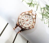 Alloy / plated  Gold  + man / woman fashion watches 1 pieces / lot