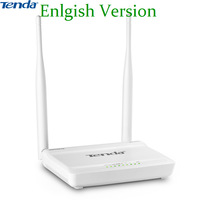 Russia or English Firmware Wireless N Router WIFI Repeater Networking Broadband Access Point 300Mbps 4 Ports RJ45 802.11 N300