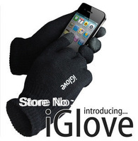 Wholesale 200 Pairs (400Pieces) High Quality iGlove Gloves With High Grade Box For Women Men For iphone Touch Screen Gloves