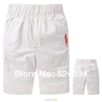 fashion new arrival  p*lo boys shorts High quality children woven casual shorts summer kids summer 2014 shorts free shipping
