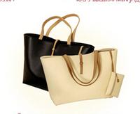 Hot sale 2014 NEW FASHION women handbag big wallet casual shoulder bag lady PU bag female bag size (43*28*8)cm HB03
