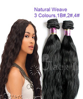 Mixed lengths,4pcs/lot,brazilian virgin hair extensions,unprocessed human natural color,Natural Weave weaves,free shipping