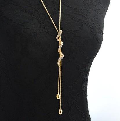 new 2014 vintage luxury crystal gift necklaces pendants women jewelry