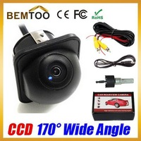 170 Wide Angle Night Vision Car Rear View Camera Reverse Backup Color Camera,Free Shipping