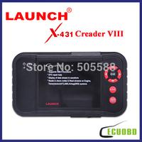 [Authorized Distributor] 100% Original Auto Code Reader Scanner Launch CRP129 Creader VIII Launch Creader VIII  Multilanguages