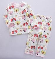 Girls' Winter Fleece Pajamas Sets Warm and Comfortable, 5 Sizes/lot for 1-4 years - CMFS01/CMFS05/CMFS06/CMFS10//CMFS16/CMFS19