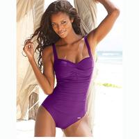 2014 Summer Las Fashion Sexy Women Swimwear Hot Spring Swimwear Lady Triangle One-Piece Swimsuit Beach Bathing Suits