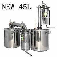 Large capacity home wine brewing device/ brewing equipment 45L litres  /distillation/Boiler English Manual