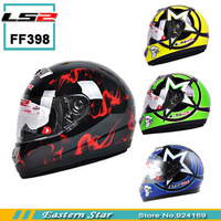 Motorcycle Helmet, High Quality,   100% Original and New!  ls2 ff398 full face Helmet