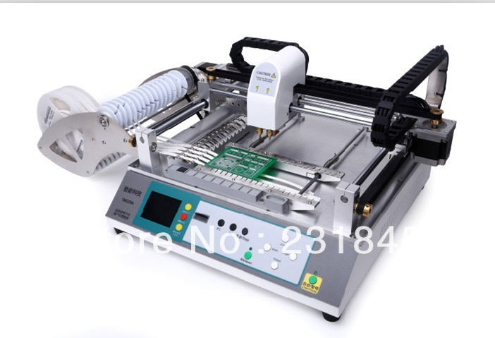 SMT Automatic Desktop Pick and Place Machine-place machine PCB/SMT/LED,small desktop pick and place machine,Manufacturer(TM220A)(China (Mainland))