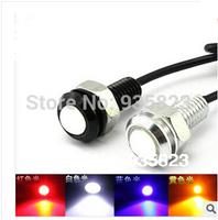 10 pcs(DV 24V) 1.8 mm 9 w eagle eye lampled daytime running lights DRL light car led light source parking  lights