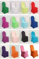 Lycra chair cover,220grams,reinforced elastic feet pocket