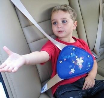 Бренд сейф нужным утолщение автомобиль безопасный ремень регулировки устройства младенцы дети безопасный ремень протектор seat ремень 4 цвета