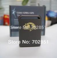 2014 New Real 10pcs/lot Tk102b GPS Tracker  100% Gurantee Tf-card Slot G-sensor Tri-axis Controller Quad-band Long Time Standby