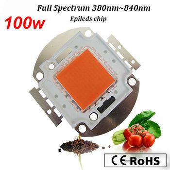 100 Вт из светодиодов светать, полный спектр интегрированы расти из светодиодов чип, ...