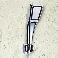 Hot Sales,bathroom series,Boost water-saving shower head,Quartz watch material.rainfall shower head,Free shipping