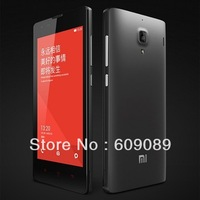 Russian XIAOMI Red Rice WCDMA 3G Version In stock Original Quad Core MTK6589T 1.5Ghz Mobile Phone 1GB RAM 4GB ROM 4.7'' IPS OTG