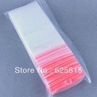 Hot New Jewelry Ziplock Zip Zipped Lock Reclosable Plastic Poly Clear Bags 100 x7x35cm 60-363