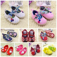 Free ship baby mary jane newborn sapatos spring girl  shoes hello kitty Mothercare Clogs Retail infant first step shoes R1012