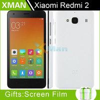 Original XIAOMI Hongmi 1s MSM8228 Smartphone Red Rice 1S MTK6589T Quad Core 4.7 Inch IPS HD Touch Screen 1s xiaomi OTG Daisy