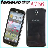 Original 5 inch Lenovo A766 MTK6589m Quad Core 1.2Ghz Android 4.2 3G Phone 512RAM 4G ROM Multi