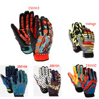 Brand Men & Women Ski Gloves,Waterproof Snowboarding Gloves Motoycycle Riding Winter Snow Gloves 5colors Size:XS S M L