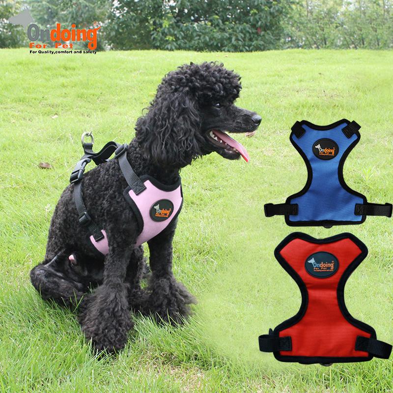 Dog Vest Leash Pet Clothing Dog Vest Chest