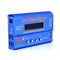 *HOT 2013 IMAX B6 Digital LCD Intelligent Digital Battery Balance Charger For RC Lipo NiMH Battery With AC Adaptor Adapter 19031