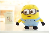 Despicable Me,Minions,little yellow man,soft toy,stuffed doll,25cm high