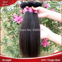 "6a brazilian virgin hair 100%unprocessed hair weaves raw virgin brazilian straight hair 3pcs factory direct selling price 8""-30"""