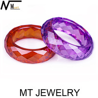 MT Limited Best Imports Jewelry Handmade Trendsetter Cubic Zirconia Unique Ring