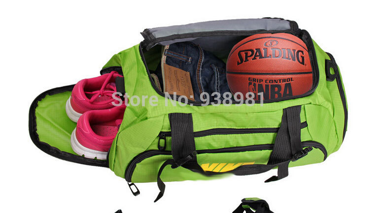 New Arrive Popular Waterproof Outdoor Sports Bag Duffle Gym bag Free Shipping Sports Bag Travel Totes(China (Mainland))