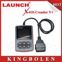 New Released 100% Original Launch X431 Creader V+ Code Reader Multi-language Creader V Plus