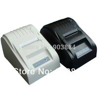 Free shipping 58mm Thermal receipt printer mini laser printer pos printers portable Europe Style Plug,English Manual NEW 2014