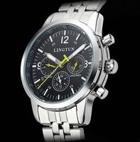 brand mechanical watch, multifunction Casual watch, fashion dress watch,full steel watch,men sports watches